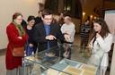 Josef Truhlář a klementinská knihovna - vernisáž výstavy