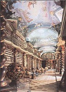 Pohlednice - baroko