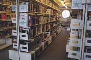 studovna - volný výběr knih